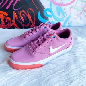 NWOT Nike SB Charge Canvas Skate Shoes Women's 8.5
